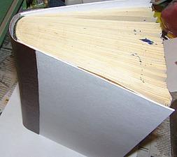 Реставрация книги. Часть 2. Ярмарка Мастеров - ручная работа, handmade.