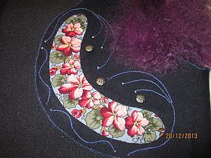 Из опыта работы с сукном. Ярмарка Мастеров - ручная работа, handmade.
