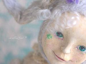 Скоро новая девочка тедди долл.. | Ярмарка Мастеров - ручная работа, handmade
