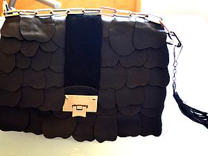 Upgrade любимой сумки.. Ярмарка Мастеров - ручная работа, handmade.