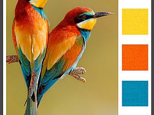 Гармоничные цветовые сочетания для вдохновения. Часть вторая. | Ярмарка Мастеров - ручная работа, handmade