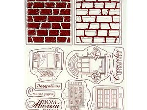 Новые наборы силиконовых штампов | Ярмарка Мастеров - ручная работа, handmade