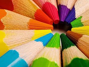 Как гармонично сочетать цвета в работах. Рекомендации для начинающих. Ярмарка Мастеров - ручная работа, handmade.