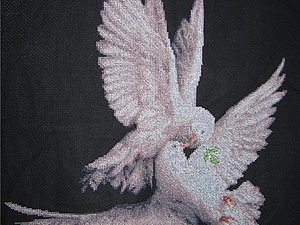 10 распространенных заблуждений про вышивку   Ярмарка Мастеров - ручная работа, handmade