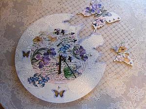 Декупаж: проба пера | Ярмарка Мастеров - ручная работа, handmade