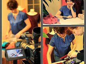Обучающий видео мастер-класс по нуно-войлоку. День первый.:-) | Ярмарка Мастеров - ручная работа, handmade
