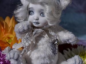Монохромочка или просто Моник | Ярмарка Мастеров - ручная работа, handmade