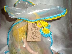 Эксклюзивная упаковка для вязальщиц (эконом вариант) | Ярмарка Мастеров - ручная работа, handmade