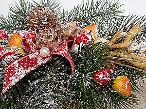 Ещё есть время сделать новогоднее украшение! | Ярмарка Мастеров - ручная работа, handmade