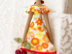 Мастер-класс по шитью куклы Тильды | Ярмарка Мастеров - ручная работа, handmade
