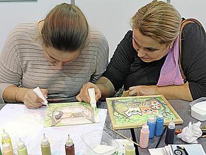 Мастер-класс по Кварцевой живописи  для детей и взрослых в Сокольниках   Ярмарка Мастеров - ручная работа, handmade