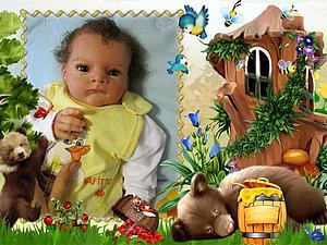 Малыш Егорка-2 - куклы реборн Инны Богдановой. | Ярмарка Мастеров - ручная работа, handmade