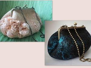 Валяная сумочка с шелковой отделкой по скайпу | Ярмарка Мастеров - ручная работа, handmade