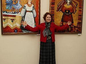 Моя персональная выставка в Арт-галерее Ренесанс. | Ярмарка Мастеров - ручная работа, handmade