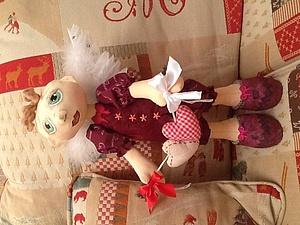 Ангел двух любящих сердец | Ярмарка Мастеров - ручная работа, handmade