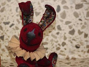 Создаем воротник «арлекин» для тедди-игрушек. Ярмарка Мастеров - ручная работа, handmade.