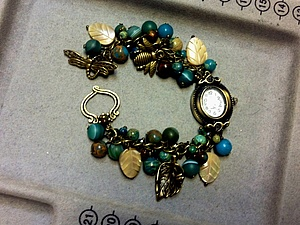 Как делать браслеты с камнями своими руками