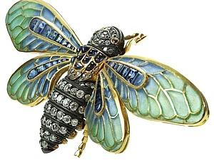 Драгоценные насекомые | Ярмарка Мастеров - ручная работа, handmade
