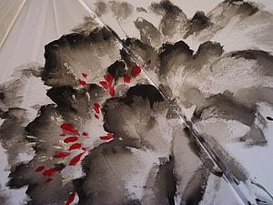 РАсписывание ЗОНТОВ (зонт предоставляется). | Ярмарка Мастеров - ручная работа, handmade