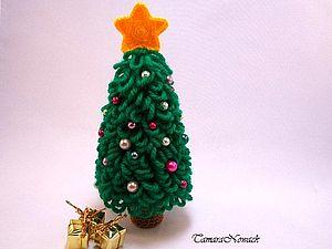 Новогодняя елочка | Ярмарка Мастеров - ручная работа, handmade