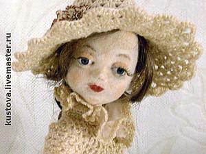 куклы из фетра | Ярмарка Мастеров - ручная работа, handmade