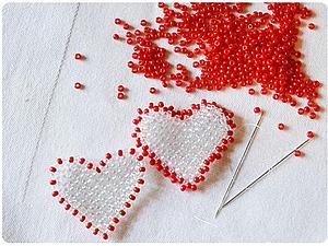 Сегодня сердечное настроение :)   Ярмарка Мастеров - ручная работа, handmade