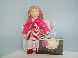 Подготовка куклы к отправке домой   Ярмарка Мастеров - ручная работа, handmade