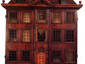 Кукольный домик: пафос и трепет. Ярмарка Мастеров - ручная работа, handmade.