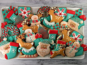 Пряничные традиции католического Рождества. Ярмарка Мастеров - ручная работа, handmade.