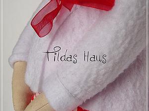 Мастер-класс по созданию беременной куклы в стиле Тильда. Часть 2 - шьем одежду для куклы. | Ярмарка Мастеров - ручная работа, handmade