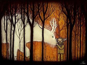 Andy Kehoe и его мрачно-романтическая сказка | Ярмарка Мастеров - ручная работа, handmade