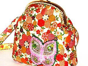 Шьем сумочку для маленькой модницы. Ярмарка Мастеров - ручная работа, handmade.