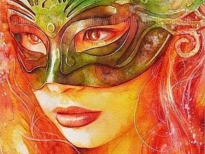 Рукодельный карнавал   Ярмарка Мастеров - ручная работа, handmade