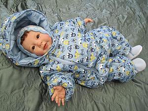 Малыш Серёженька-2. Куклы реборн Инны Богдановой. | Ярмарка Мастеров - ручная работа, handmade