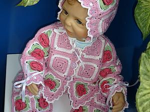Новая работа - костюм для малыша