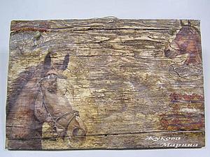 Уникальный курс Марины Жуковой! Имитация старого камня и дерева! 2 предмета + 2 техники!   Ярмарка Мастеров - ручная работа, handmade