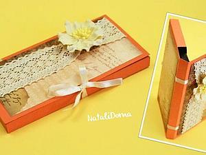 Делаем шоколадницу &#8212&#x3B; простой и интересный подарок. Ярмарка Мастеров - ручная работа, handmade.