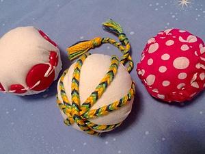 Развивающие детские мячики: сделаем легко и увлекательно. Ярмарка Мастеров - ручная работа, handmade.