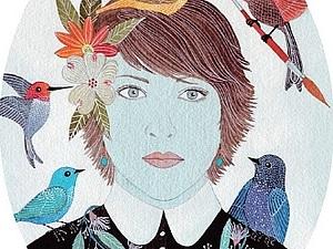 Яркие птицы Жанин Златкис | Ярмарка Мастеров - ручная работа, handmade