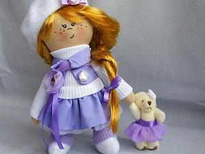 10 ошибок создания текстильной куклы. Ярмарка Мастеров - ручная работа, handmade.