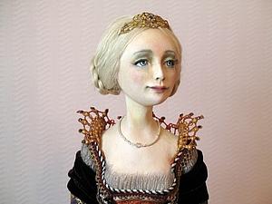 Лепка головы куклы из паперклея | Ярмарка Мастеров - ручная работа, handmade
