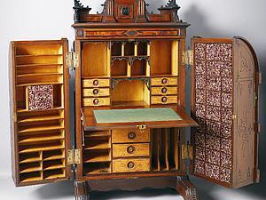 Король письменных столов: Wooton's Patent Secretary. Ярмарка Мастеров - ручная работа, handmade.