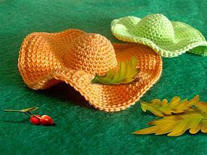 Мастер-класс: романтическая шляпка для куклы | Ярмарка Мастеров - ручная работа, handmade
