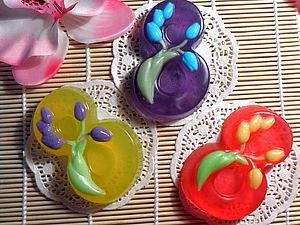 Акция на праздничное мыло!!!!! | Ярмарка Мастеров - ручная работа, handmade