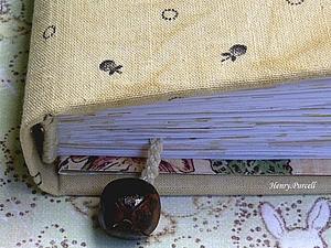 Книга ручной работы Henry | Ярмарка Мастеров - ручная работа, handmade