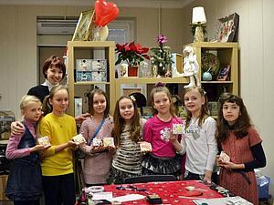 Детская скрап-студия | Ярмарка Мастеров - ручная работа, handmade