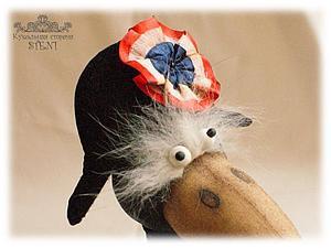 Мастер-класс: шляпа для Бонапарта | Ярмарка Мастеров - ручная работа, handmade