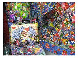 Выставка Грант-текстиль Зима | Ярмарка Мастеров - ручная работа, handmade