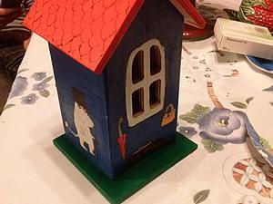 чайный домик: поделки из материалов Ярмарки-4 | Ярмарка Мастеров - ручная работа, handmade