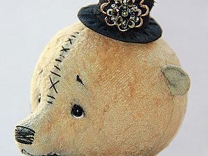Мишка-тедди Fiore. Совместный авторский проект. | Ярмарка Мастеров - ручная работа, handmade